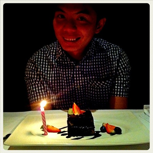 Ryan's Birthday @ Prime, Le Meridien Hotel KL