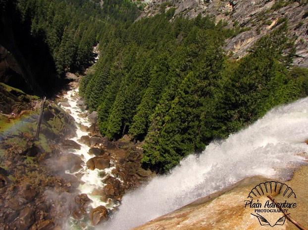 6257634508 3674d64171 z The Mist Trail: Vernal and Nevada Falls Beautiful