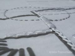 Embroidery (Arlette Timmermans) Tags: borduren arlettetimmermans