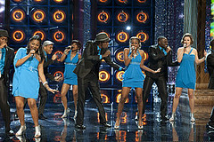 Afro-Blue on The Sing-Off
