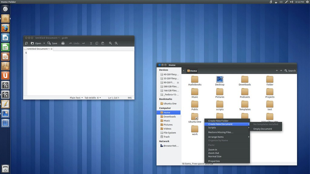 themes for Ubuntu 11.10 oneiric
