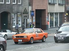 FORD CORTINA TJC 460T DUKES OF HAZARD ! (rsturbo102255) Tags: orange ford cortina 01 hazard dukes of