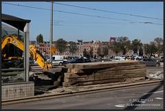 2011-10-15 Rotterdam - Werkzaamheden Wilhelminaplein - 4 (Topaas) Tags: rotterdam kopvanzuid wilhelminaplein