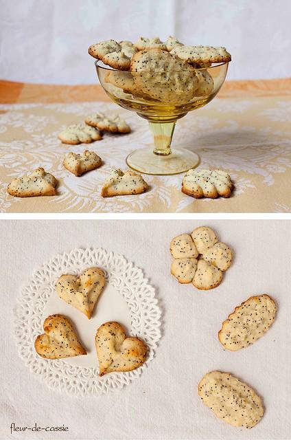 печенье лимонное с маком 2