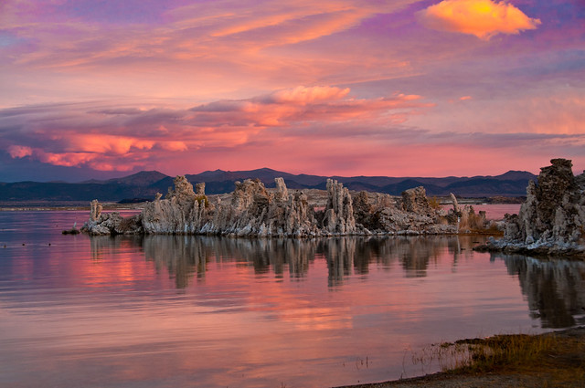 Mono Lake @ First Light    (Explore #10: my highest so far!)