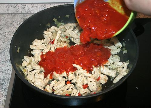 32 - Tomaten aufgießen
