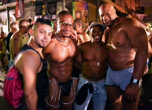 Gay Latino Bear