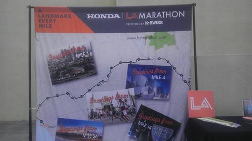 LA Roadrunners Banner