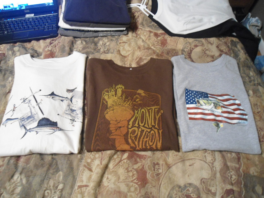 Mens M Shirts - $5 set / $2 ea obo