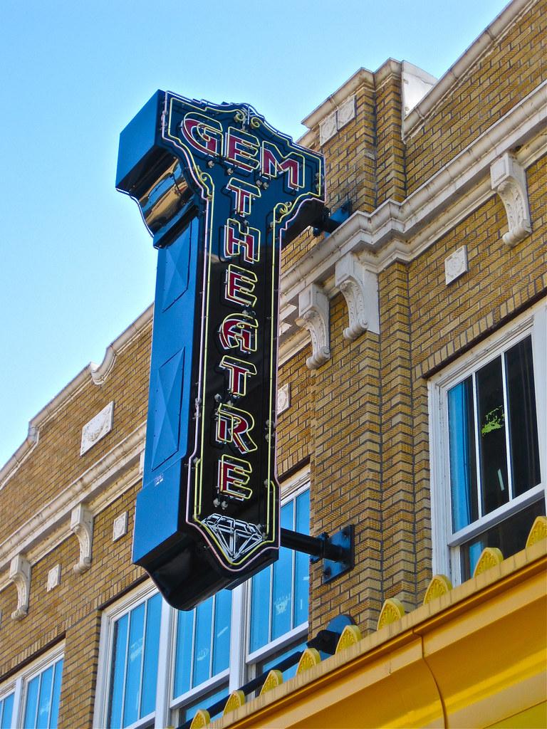 Gem Theatre, Calhoun, GA