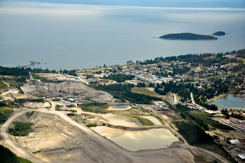 Flying to Sechelt & back