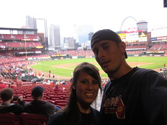 Atlanta Braves at St Louis Cardinals
