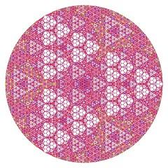 Recursive Apollonian Gasket (fdecomite) Tags: circle packing math gasket descartes povray tangent imagej tangency apollonian apollonius