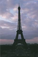 La Tour Eiffel (BRE@NNE) Tags: trip summer vacation paris france tower skyline clouds french europe eiffel