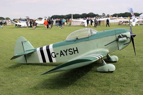 G-AYSH