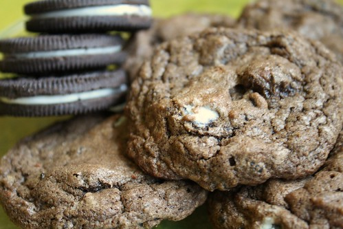 first impression our new group of teenagers Double Chocolate Oreo Cookies Recipe
