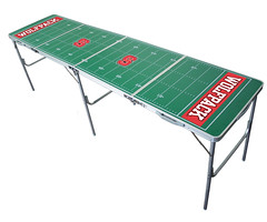 NC State Tailgating, Camping & Pong Table