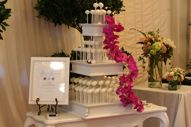 Cake Pop Wedding Cake at Unveiled
