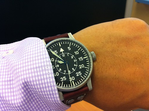 Laco Type B Pilot's Watch