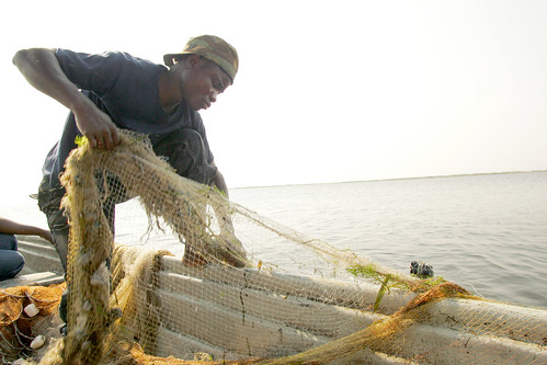 Small-scale fisheries, photo by Stevie Mann, 2007