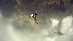 Experience Human Flight (Betty Wants In) Tags: sky clouds plane skydiving heaven unique air extreme flight relaxing extremesport dreamscape slowmotion wingsuit gopro twixtor 1000fps melbourneskydivecentre experiencehumanflight bettywantsin