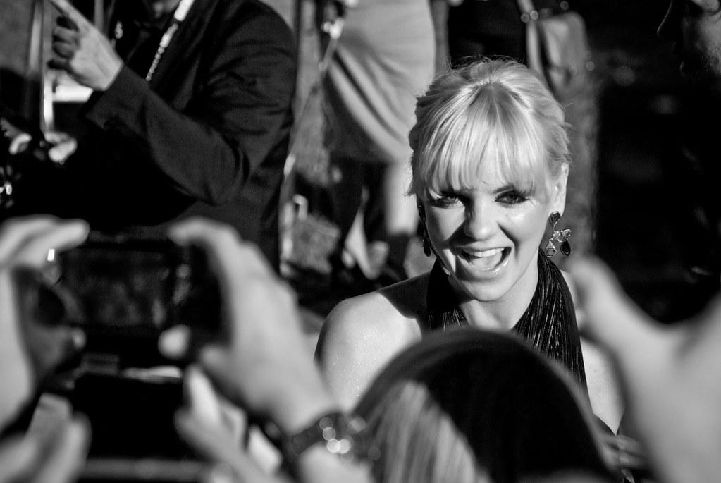 """Anna Faris @ the Premiere of """"Moneyball"""""""