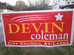 Devin Coleman