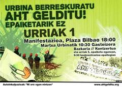 Kartel Urbina berreskuratu