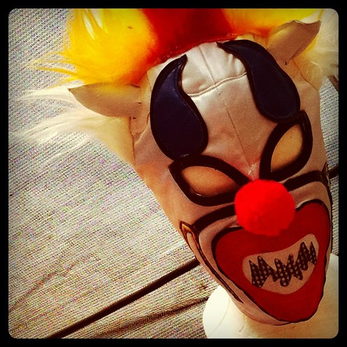 drollgirl mask