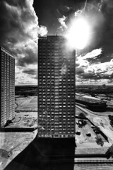 red road flats - tower (abbozzo) Tags: shadow clouds glasgow sundial modernistarchitecture brutalism brutalist eastend doorsopenday petershill glasgowtower springburn councilhousing brutalistarchitecture redroadflats 7745 modernistdesign glasgowarchitecture eastendglasgow abbozzo glasgowhousing 60stowerblock glasgowhousingassociation glasgowdoorsopenday glasgowbuilding springburnglasgow counciltowerblock redroadflatsglasgow glasgowtowerblock doorsopenday2011 redrowflatglasgow 1960stower glasgow60sarchitecture