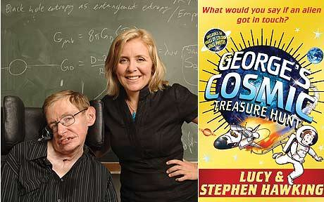 Stephen and Lucy Hawking, George's Cosmic Treasure Hunt