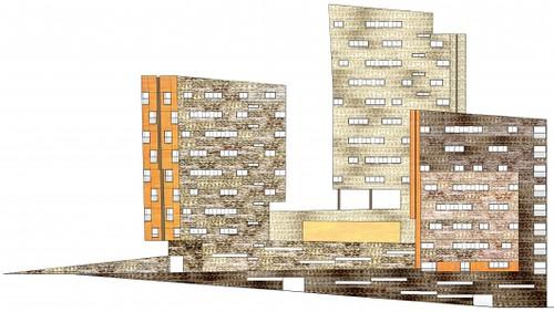 concurso 70 viviendas Rekalde - Bilbao 03