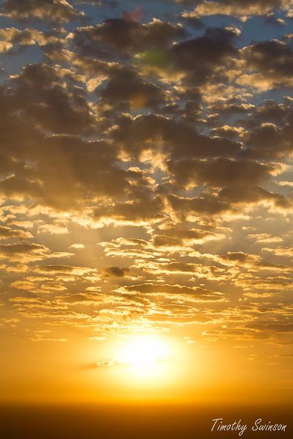 Golden Sunrise 21-09-11 1