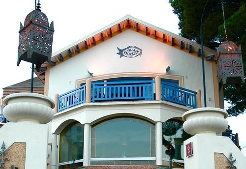 Villa Mercedes, Ibiza restaurant