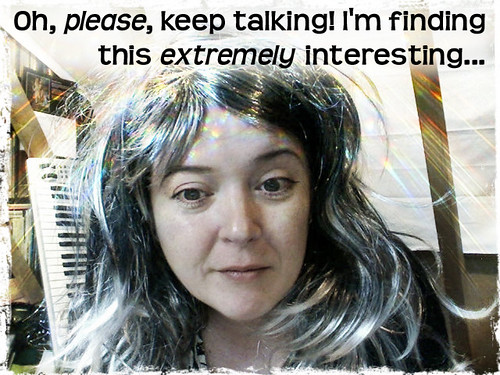 Webcam + €6 wig = endless fun