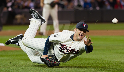 Minnesota Twins Brian Duensing, September 20, 2011