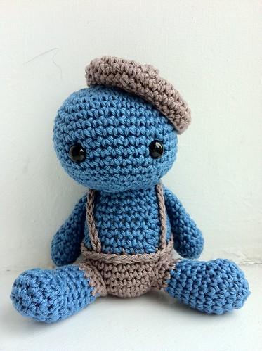Horge - crochet creature 4