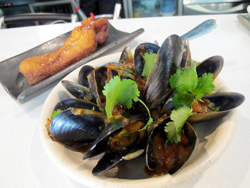 Bodega mussels