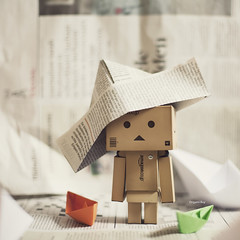 229 of 365 (Morphicx) Tags: newspapers 365 homage danbo davidtalley 365shotsin365days