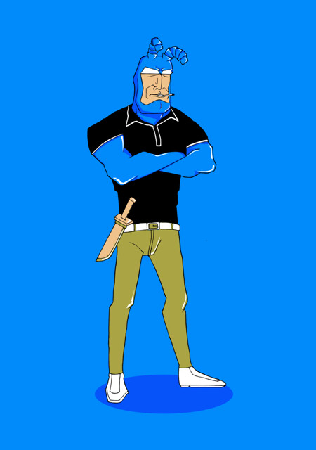 The Tick-Venture Bros. small