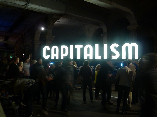 From flickr.com: Capitalism Works For Me! at Ingenuity Fest {MID-106882}