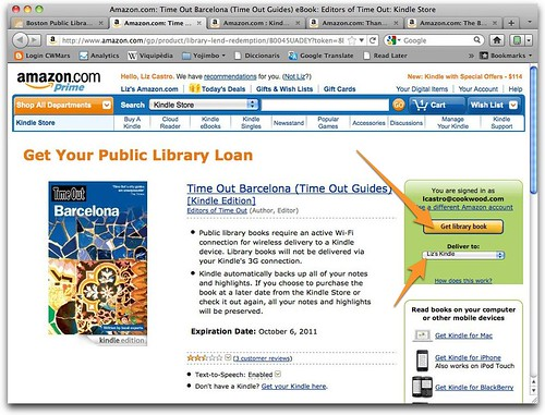 get library book amzn