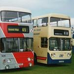 Fleetlines OCU810R & VCU400T