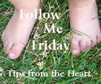 Follow me friday button