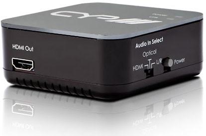 Keene Audio Embedder