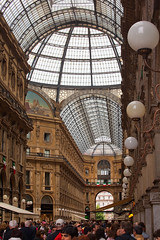 "Vittorio Emanuele II Gallery • <a style=""font-size:0.8em;"" href=""http://www.flickr.com/photos/55747300@N00/6174777151/"" target=""_blank"">View on Flickr</a>"