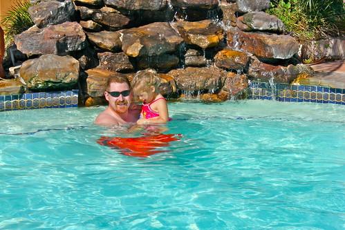 Hotel Pool in Port Lavaca