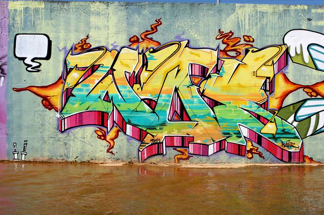 108 WAS GRAFFITI MALAGA