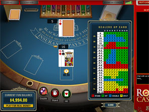 Royale Blackjack Rules