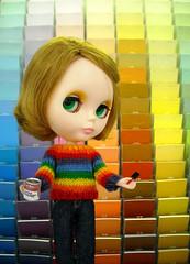 Blythe and Rainbows--BPC #37